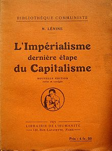 After High School Essay Author Vladimir Lenin Best English Essays also Apa Format Essay Example Paper Imperialism The Highest Stage Of Capitalism  Wikipedia What Is The Thesis In An Essay