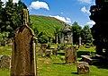 Lennox Mausoleum at Campsie Glen - geograph.org.uk - 1577046.jpg