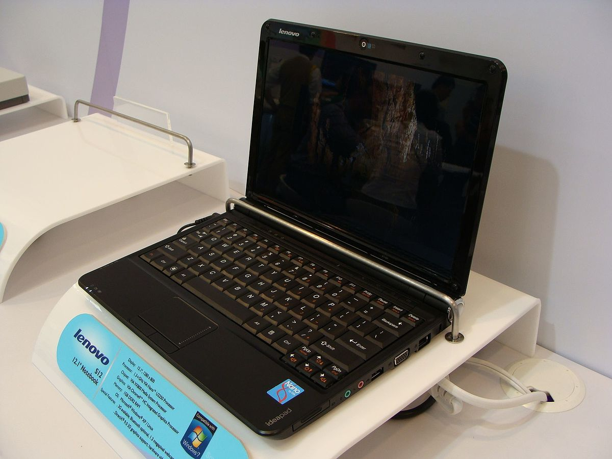Lenovo IdeaPad S12 - Wikipedia
