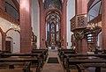 Leonhardskirche, Frankfurt, Nave view 20190915 1.jpg