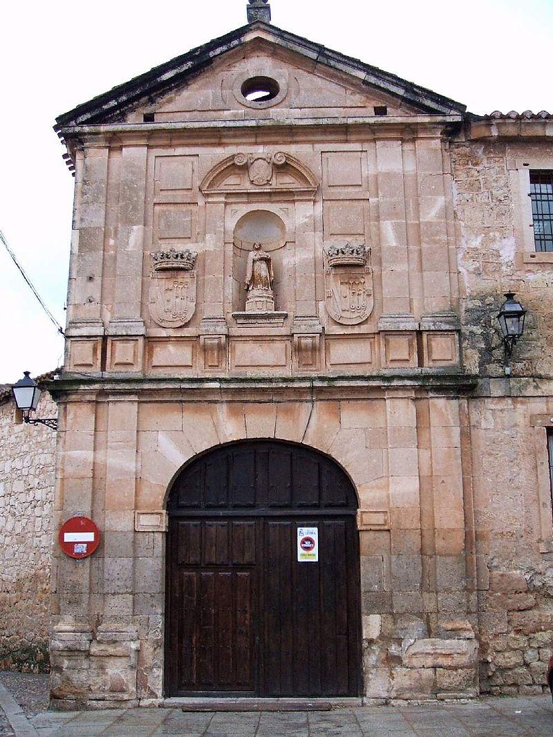 Lerma - Convento de la Ascension de Nuestro Señor (MM Clarisas, clausura) 5.jpg
