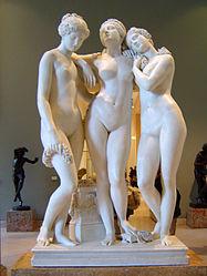 James Pradier: The Three Graces