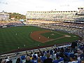 Lets Play Ball, St. Louis Cardinals 0, Los Angeles Dodgers 0, Dodger Stadium, Los Angeles, California (14516504094).jpg
