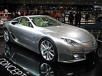 Lexus Lfa Wikipedia