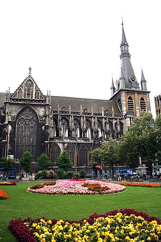 Roman Catholic Diocese of Liège - The Cathedral of St Paul in Liège