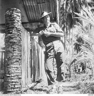George Warfe Australian Army officer