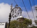 Light pole at Mall Road, Mussoorie.JPG