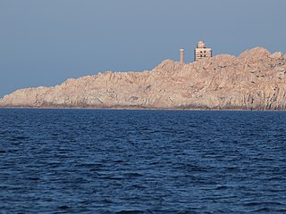 Isola Razzoli Lighthouse lighthouse in Italy