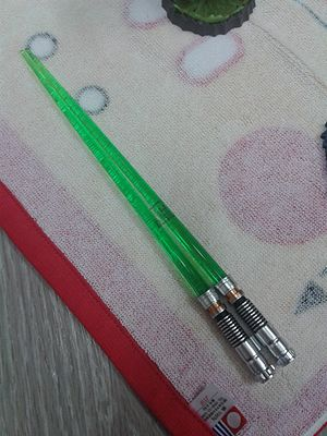 Lightsaber - Lightsaber chopsticks