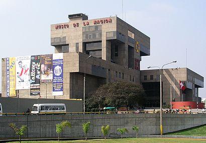 Cómo llegar a Museo De La Nación en transporte público - Sobre el lugar
