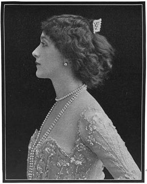"Lina Cavalieri - Natalina ""Lina"" Cavalieri in 1909"