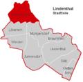 Lindenthal Stadtteil Widdersdorf.PNG