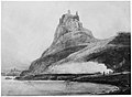 Lindisfarne Castle, Holy Island, Northumberland MET 886.jpg