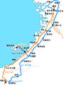 LineMap OsakaWakayama.png