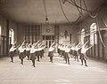 Linggymnastik Gymnastiska Centralinstitutet Stockholm ca 1900 0099.jpg