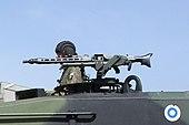 Lippujuhlan päivän paraati 2014 074 Panssariprikaati Leopard 2A4.JPG