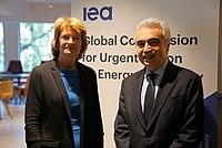 Lisa Murkowski with Fatih Birol.jpg