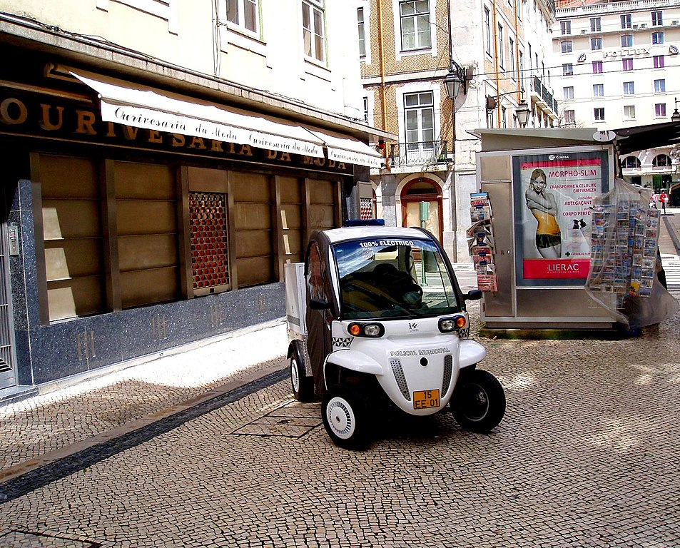 Lisbon Electric Car