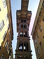 Lisbona, ascensore di Santa Justa IMG 20160903 125324 (28958140824).jpg