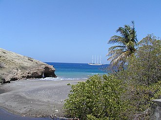 Little Bay, Montserrat - Image: Little Bay Montserrat