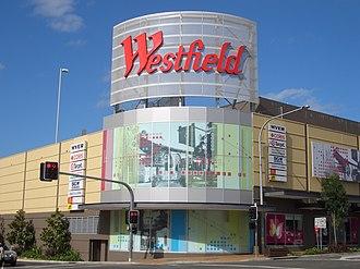 Westfield Liverpool - Image: Liverpool Westfield 2