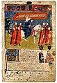 Livre I des annales (1295-1532). L'entrée de la reine Marie d'Anjou et du Dauphin (1442-1445). (14174084429).jpg