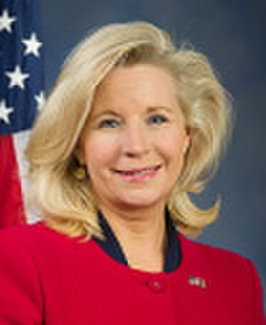 United States House of Representatives election in Wyoming, 2016 - Image: Liz Cheney official portrait