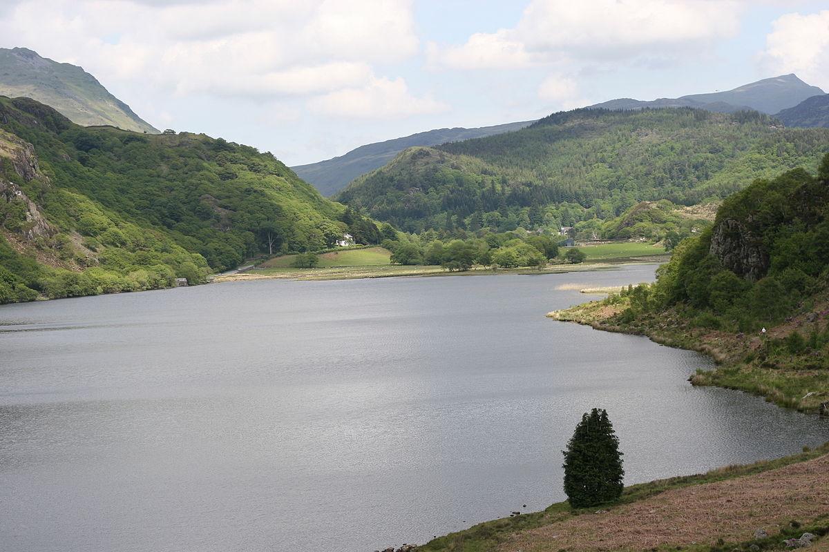 Llyn Dinas Wikipedia