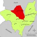 Localització d'Ares del Maestrat respecte de l'Alt Maestrat.png