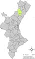Localització de Figueroles respecte del País Valencià.png