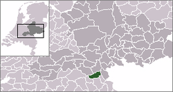 Location of Heumen