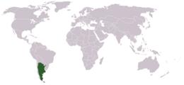 LocationArgentina