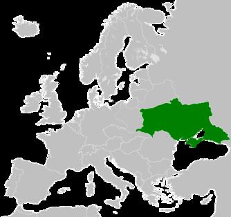 Území a nároky UNR v únoru 1918