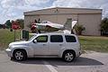 Lockheed XFV-1 Salmon BuNo 138657 Chevrolet HHR 2010 Rental FLAirMuse 05March2011 (14413218847).jpg