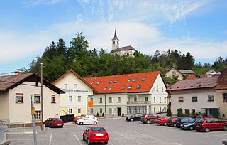 Logatec Place in Inner Carniola, Slovenia