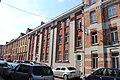 Logements sociaux du Foyer Laekenois Bruxelles - rue Fineau vue d'ensemble.JPG