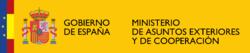 Logotipo del Ministerio de Asuntos Exteriores y de Cooperación.png