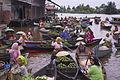 Lok Baintan floating market Martapura.jpg