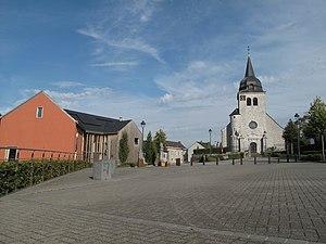 Lontzen - Image: Lontzen, kerk foto 1 2011 09 26 16.29