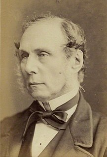 Roundell Palmer, 1st Earl of Selborne British politician and Lord Chancellor (1812–1895)