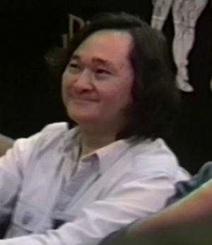 Stan Sakai - Stan Sakai at a Comics Convention in New York City in 1992