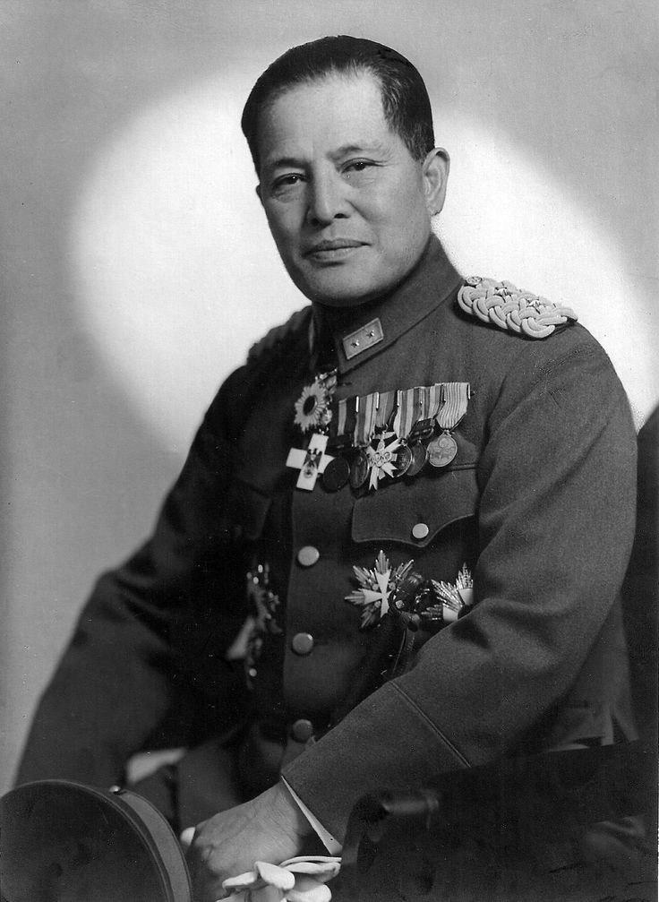 Lt.Gen Hiroshi Ōshima IJA