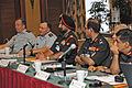 Lt. Gen. Benjamin R. Mixon with Lt. Gen. A.S. Sekhon during the India Executive Steering Group.jpg