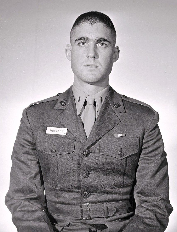 Lt Robert S. Mueller, USMC