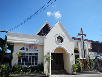 Thomas of Villanova - Barangay Santo Tomas Lubao, Pampanga (a Kapilya or Church) in Lubao Pampanga, Philippines, dedicated to Saint Thomas De Villanueva.