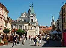 Lublin Krakowskie Przedmieście 2009.jpg