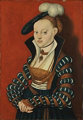 Portrait of Christiane von Eulenau