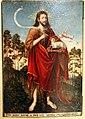 Lucas cranach il vecchio, s. giovanni battista e immacolata, 1550-52, 02.JPG