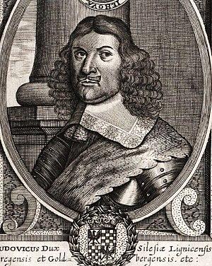 Louis IV of Legnica - Louis IV of Legnica