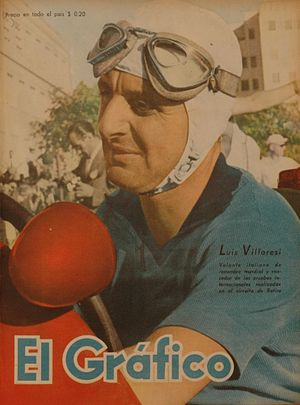 Luigi Villoresi - Image: Luis Villoresi El Gráfico 1442